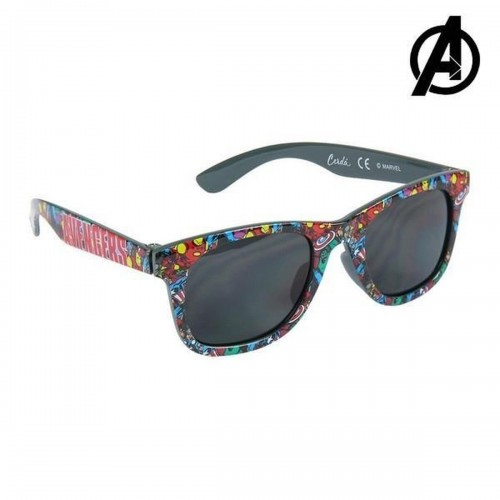 Marvel Avengers zonnebril met brilkoker