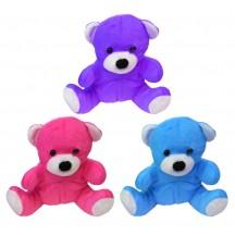 Huggables Knuffelbeer blauw 18 cm