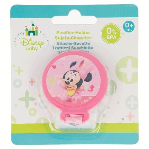 Minnie Mouse baby fopspeenhouder