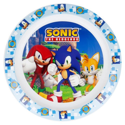 Sonic the Hedgehog ontbijt set
