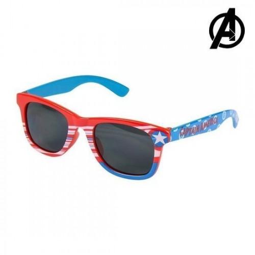 Marvel Avengers Captain America zonnebril met brilkoker