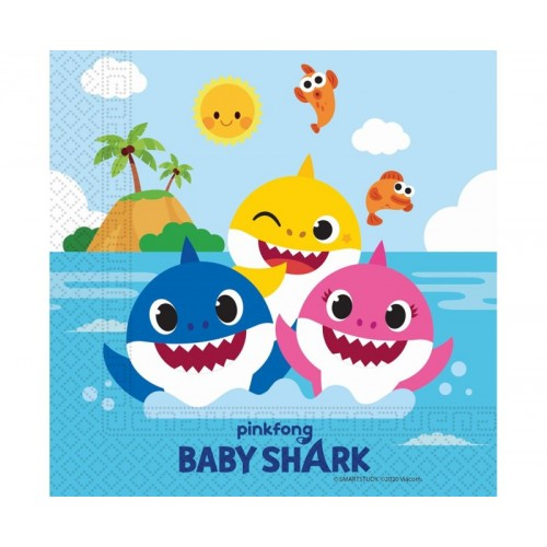 Baby Shark party set