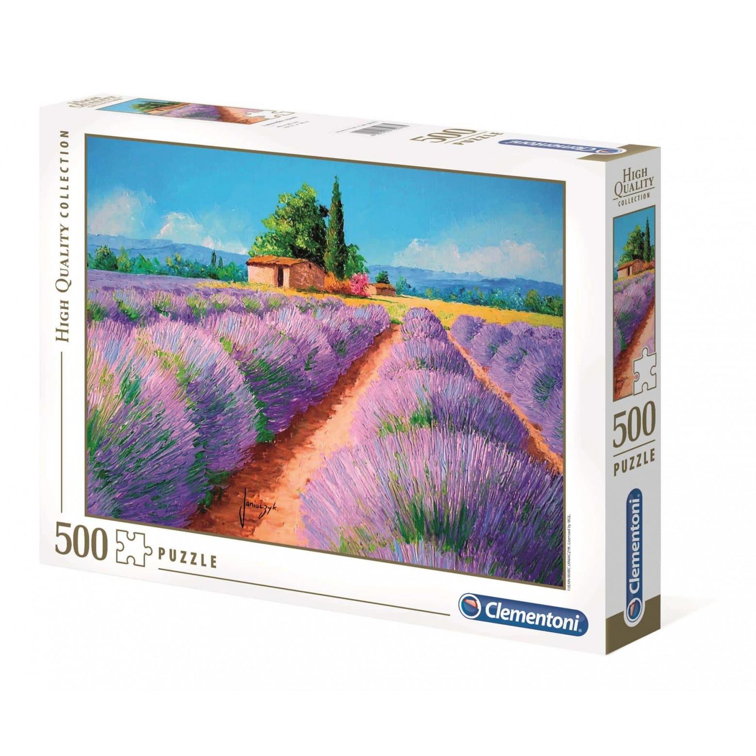 Puzzel Lavendel Geur 500 st