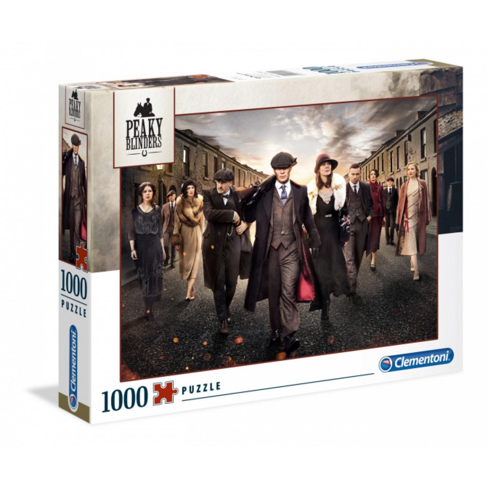 Peaky Blinders puzzel 1000 st