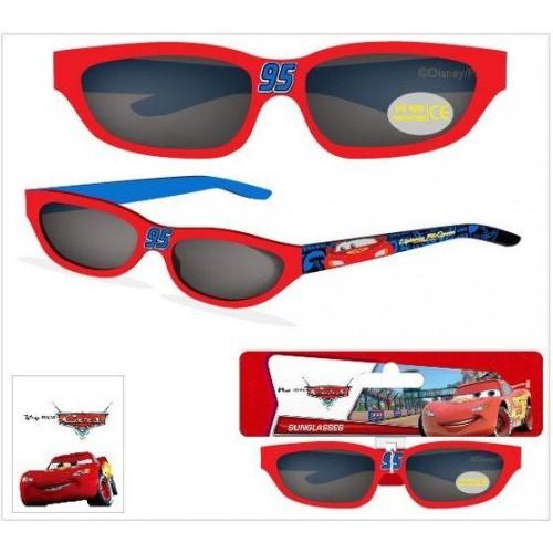 Cars zonnebril rood