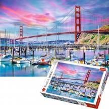 Puzzel Golden Gate Bridge 2000 stukjes