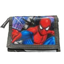 Spider-man portemonnee zwart
