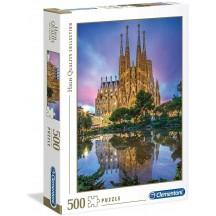 Sagrada Familia legpuzzel 500 st