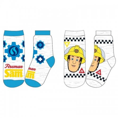 Brandweerman Sam sokken 2 paar 23-26
