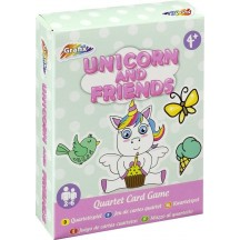 Unicorn kwartetspel 4+