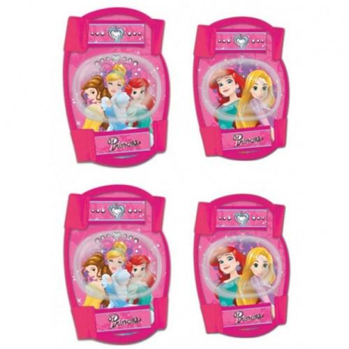 beschermset princes 4 delig roze