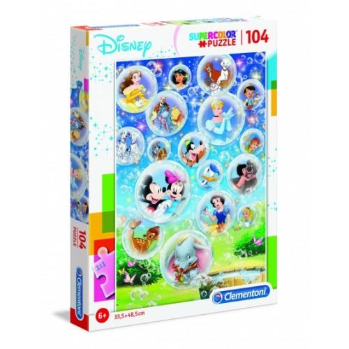 Disney puzzel 104 stukjes 6+