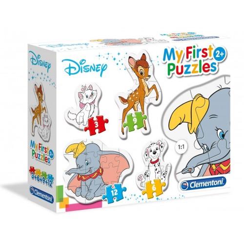 Disney mijn eerste puzzel 2+