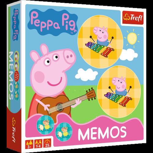 Peppa Pig memory 3+