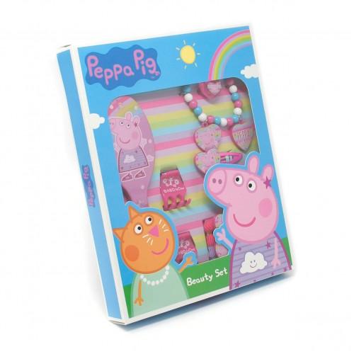 Peppa Pig  11 delige beaty set