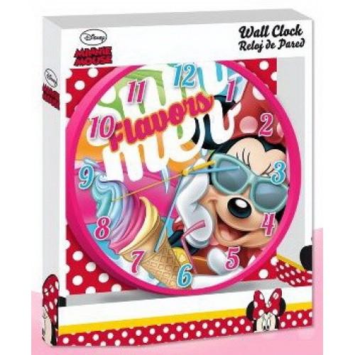 Minnie Mouse Wandklok 25 cm